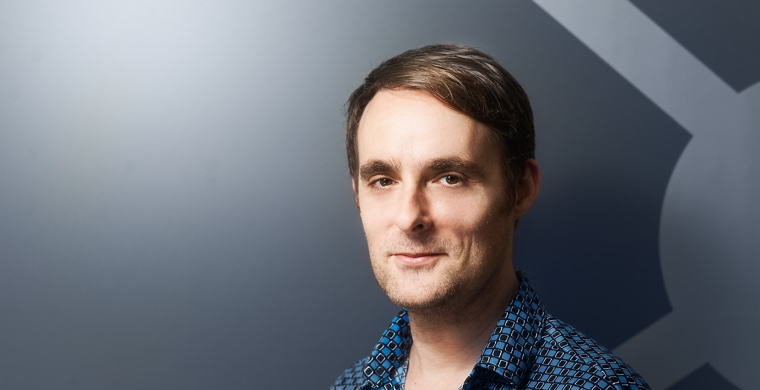 Photo of Alex Mayhew, Interactive and Art Director