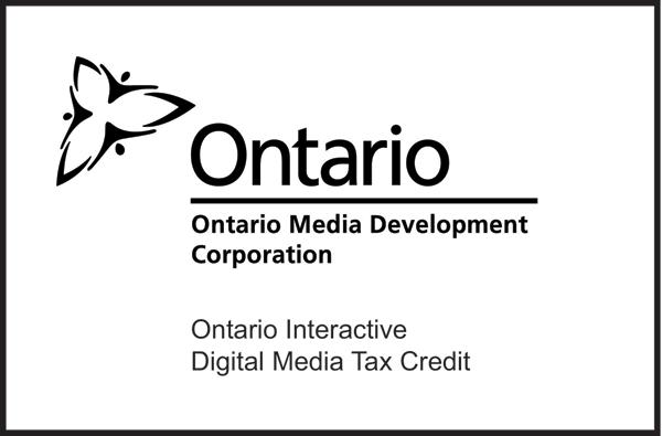 Logo of the Ontario Interactive Digital Media Tax Credit