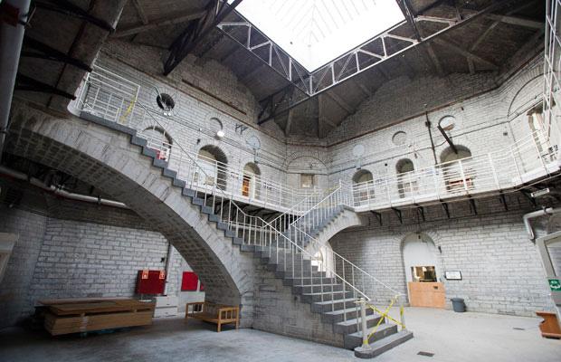 Photo of Kingston Penitentiary