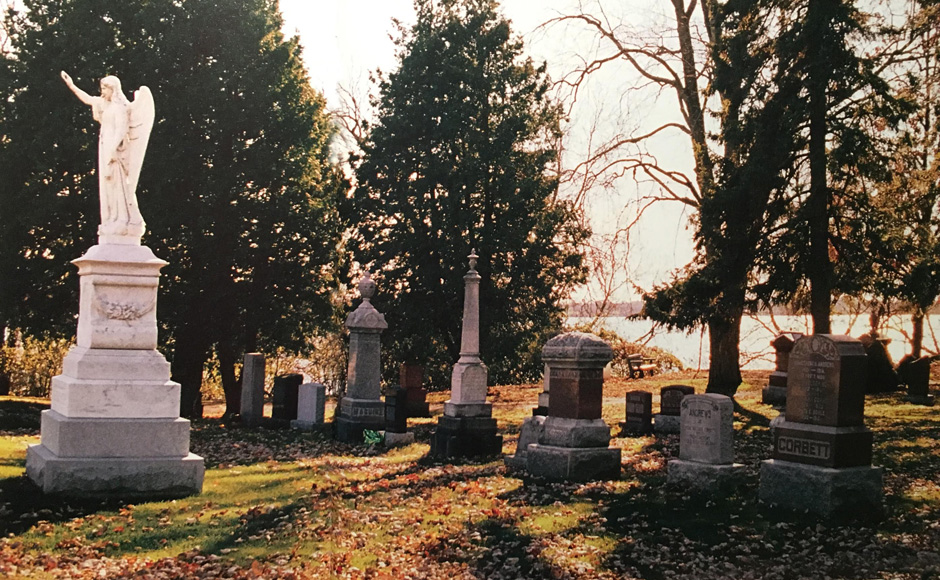 Photo of Belleville Cemetery