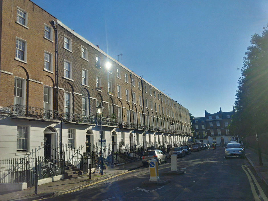 Photo of 7 Sully Terrace, Claremont Square