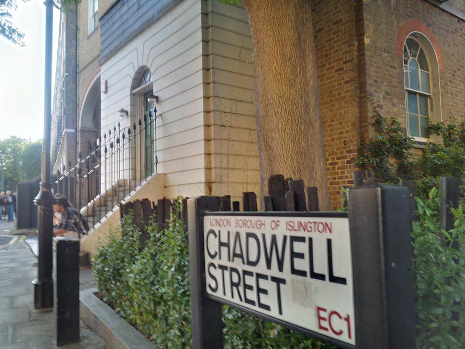 Photo of 21 Chadwell Street